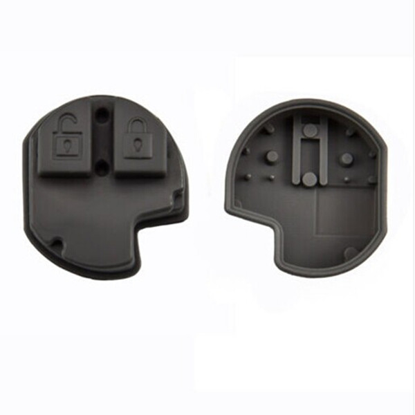 2 Button Rubber Pad For Suzuki GRAND VITARA SWIFT IGNIS ALTO SX4 Remote Key