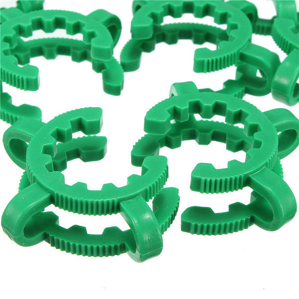 10pcs Plastic Lab Clamp Clip for 24 Glass Standard Taper Joint