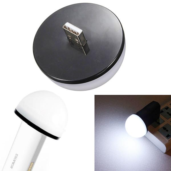 Portable Mini Usb LED Lamp Mobile Power Flashlight Reading Night Light