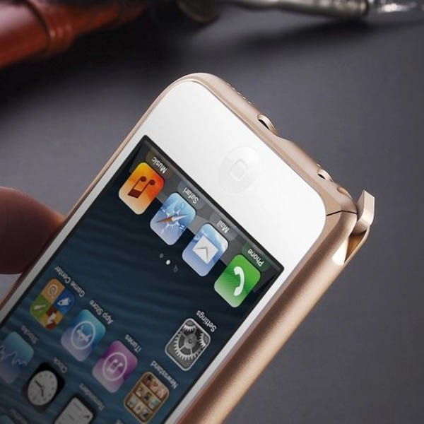 Luxury Aluminum Alloy Bumper Frame Cover Case For iPhone 6 6s 4.7 Inch