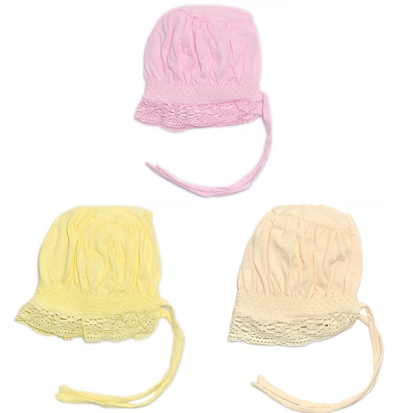 New Cotton Baby Girls Infant Toddlers Sunhat Kid Summer Cap