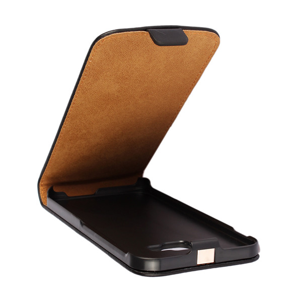 Up-down Flip PU Leather Case Cover For HTC One M9