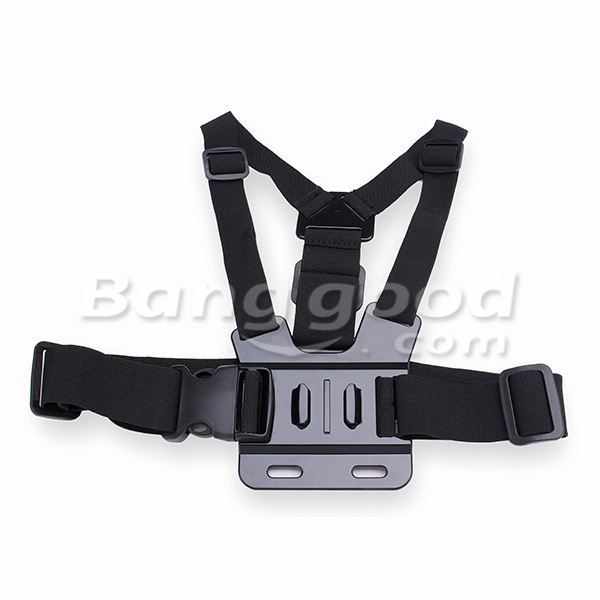 10 In 1 Model B Chest Belt and Model A Head Strap Accessories Kit For Gopro Hero