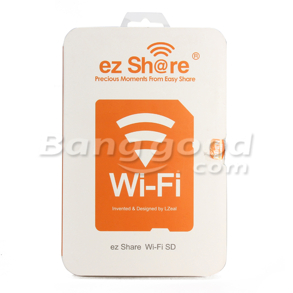 Ezshare EZ Share TF Adapter WiFi Wireless Up To 32G TF Memory Card Adapter