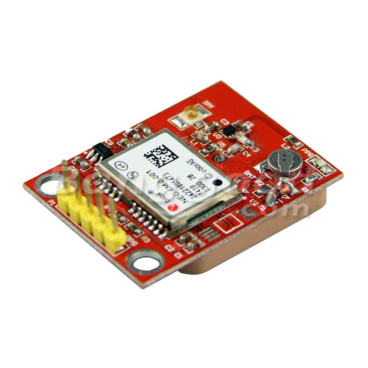 GPS Module Comes 25mm X 25mm Ceramic Passive Antenna For Raspberry Pi 2/B+