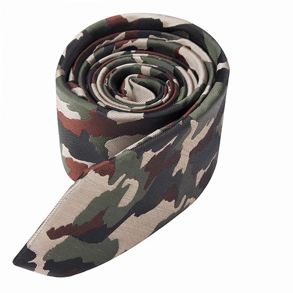 2015 Men Tie Vintage British Style Polyester Silk Businessman Accessories