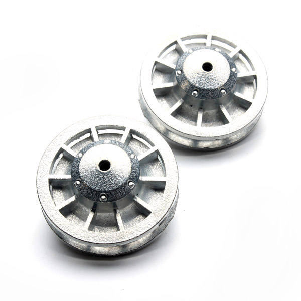 Heng Long Metal Idler Wheel For 1/16 German Tiger Tank 3818 Bearing RC Tank Parts