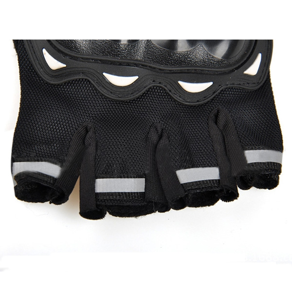 Racing Half Finger Gloves Cross Country Motorcycle Bike Color Optional