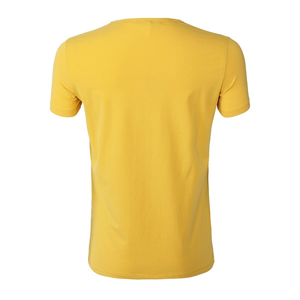 Mens Fashion Casual Tees Cotton Protruding printing T-shirts 2Colors