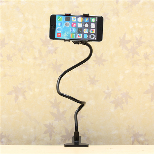 Long Arm Lazy Clip Flexible Holder Cradle Stand For Mobile Phone