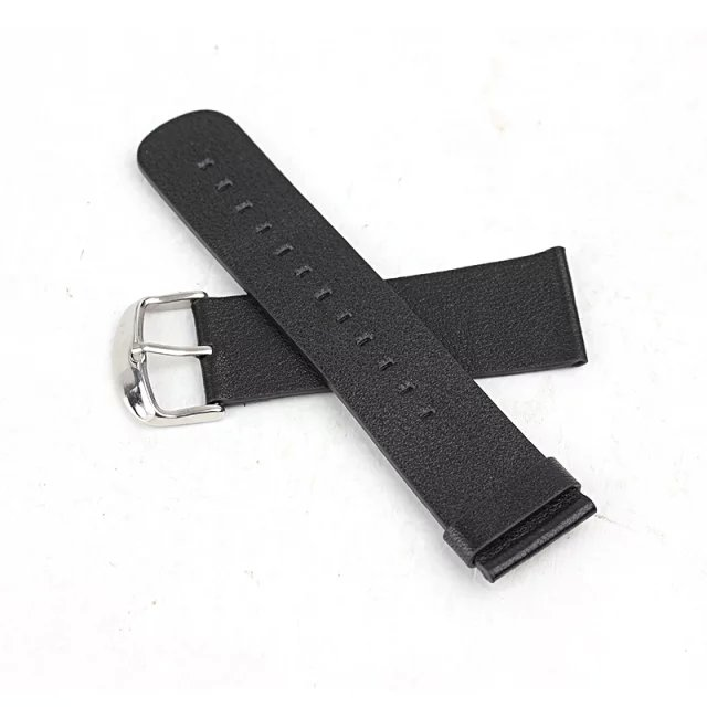 Classic Buckle Cowhide Genuine Leather Watch Band Strap For Apple Watch Series 1 42mm