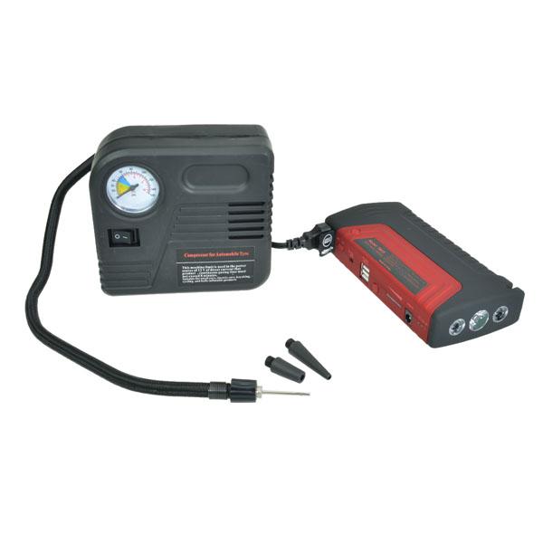 Car Jump Starter TM15S+ 16800mAh Multi-Function Power Bank Battery Charger Emergency Start