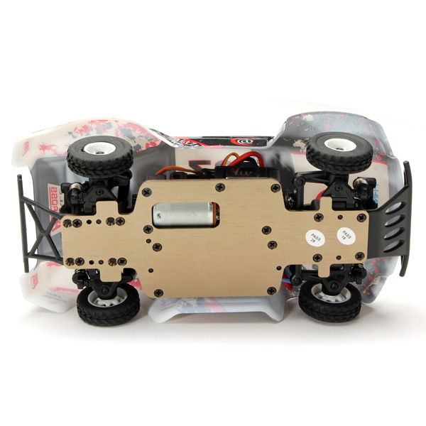 Wltoys K999 1/28 4WD RC Brushed Short Course RTR
