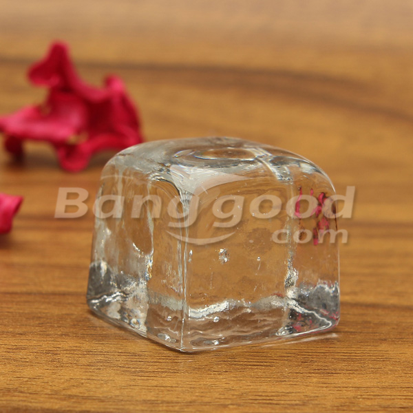 2.3cm Photography Props Geometric Simulation Ice Grain Ice Acrylic Ice