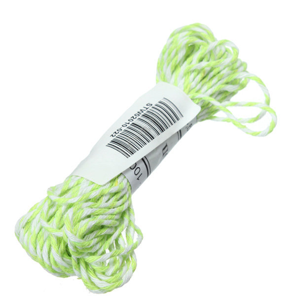 10M Cotton Rope Ribbon Twine Divine Wedding Party String Craft Decoration DIY Accessaries