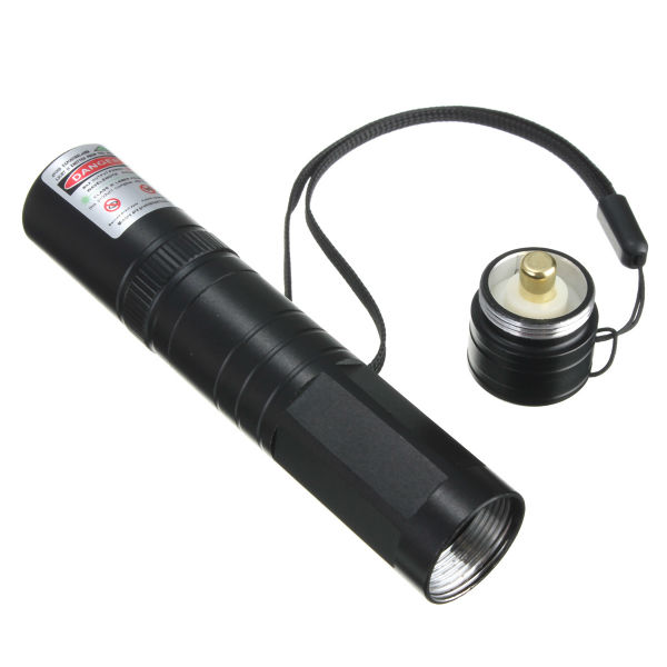 532nm Green Laser Pointer Pen High Power + 16340 Battery+Charger