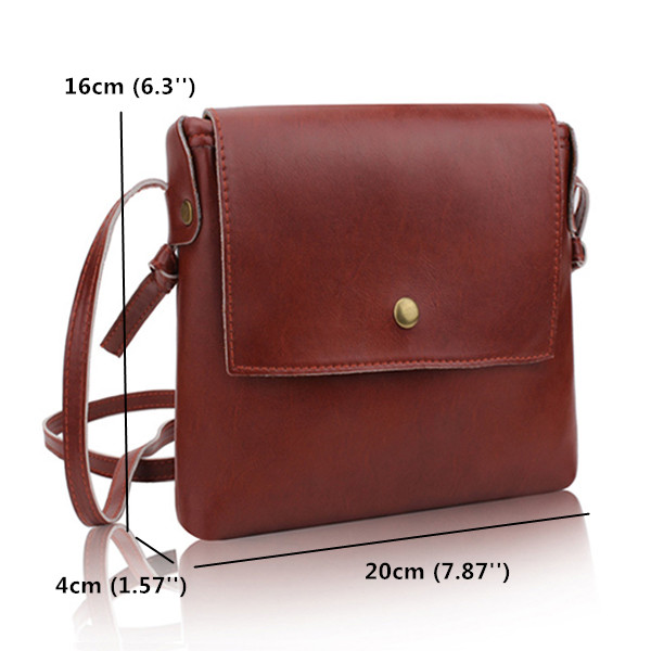 Women Vintage Crossbody Bags Envelop Bags Shoulder Bags Small Messenger Bags
