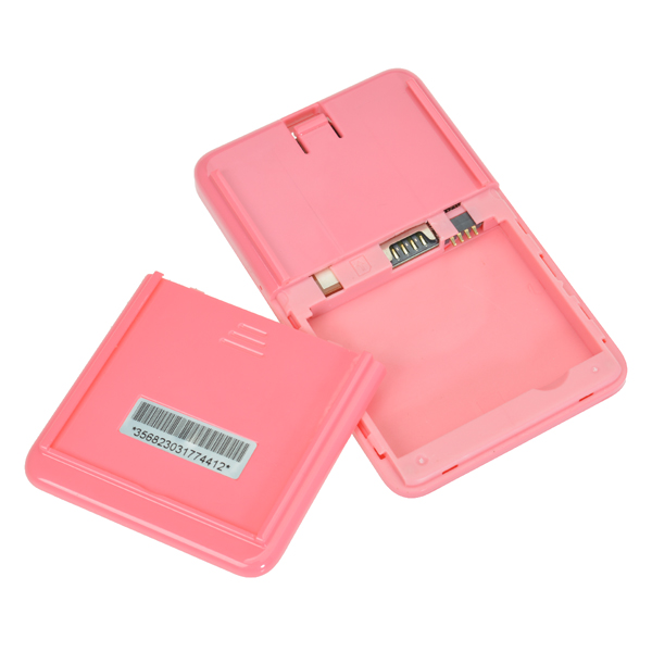 Personal ID Card H-B GPS Tracker GPS/GSM Chip Real Time Location Monitoring