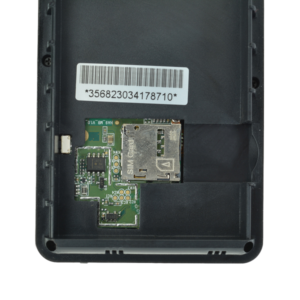 Personal ID Card HC 6000mAH GPS Tracker GSM/GPRS Network Real Time Location Monitoring