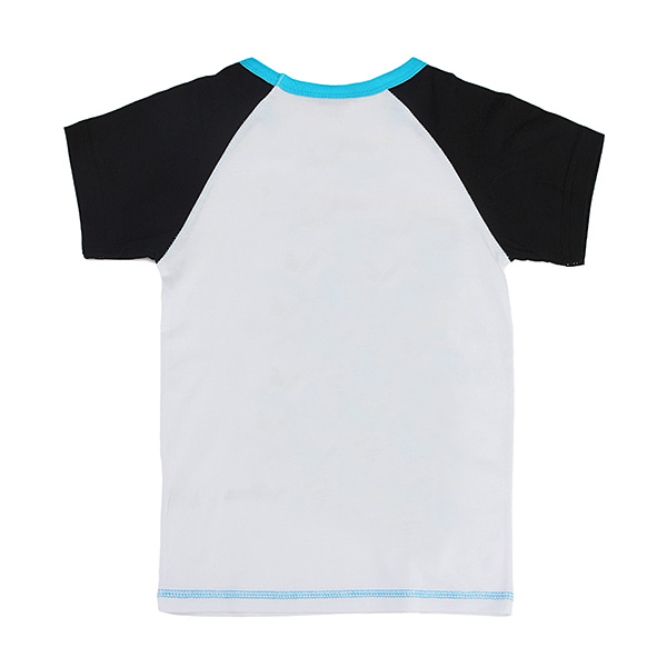 2015 New Lovely Motorcycle Baby Children Boy Pure Cotton Short Sleeve T-shirt Top