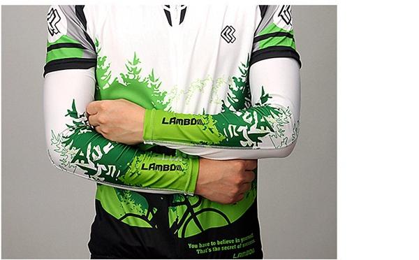 LAMBDA Forester Bike Riding UV Sunscreen Breathable Cuff Oversleeve
