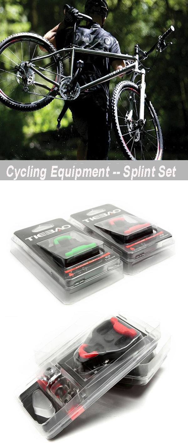 Cycling Bike Bicycle Splint Group For Road Cycling Shoes Riding Sport Equipment