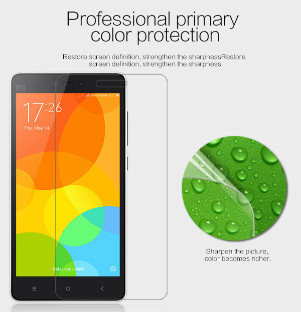 NILLKIN Super Clear Screen Protector For Xiaomi Mi4i Mi4c