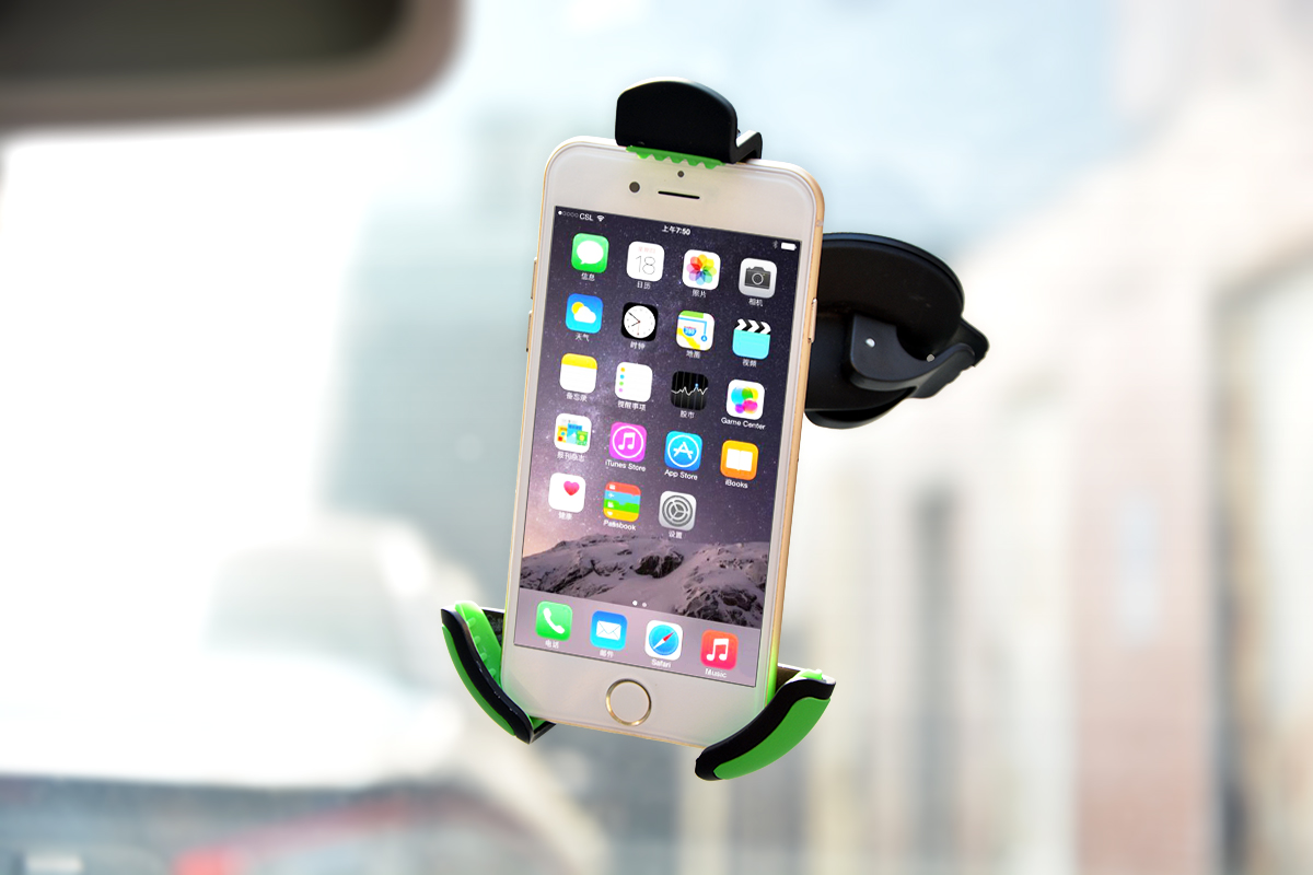 Car Wind Shield Suction Smartphone Holder for 4 to 6.3 inches iPhone6 6plus SamsungS6