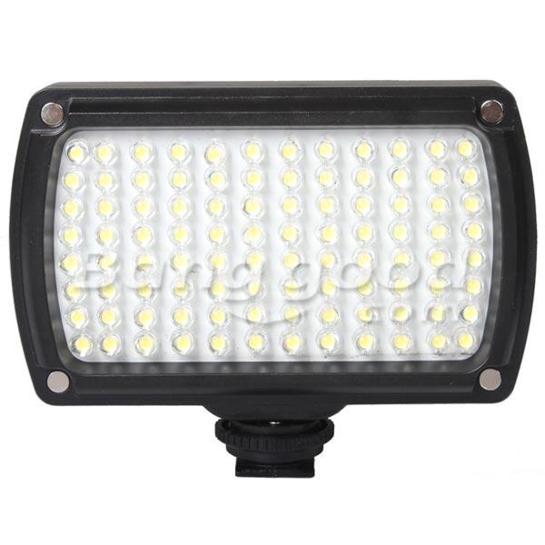 96 LED 9W 850LM 5600K/3200K Camera Video Hot Shoe LED Lamp For Camcorder DSLR Wedding