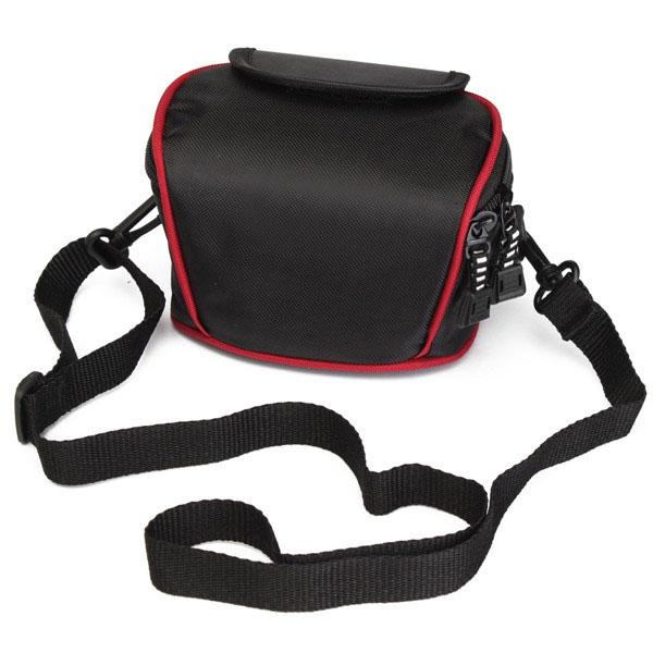 Single Shoulder DSLR Camera Digital Bag With Strap For Canon Nikon SONY Panasonic Samsung