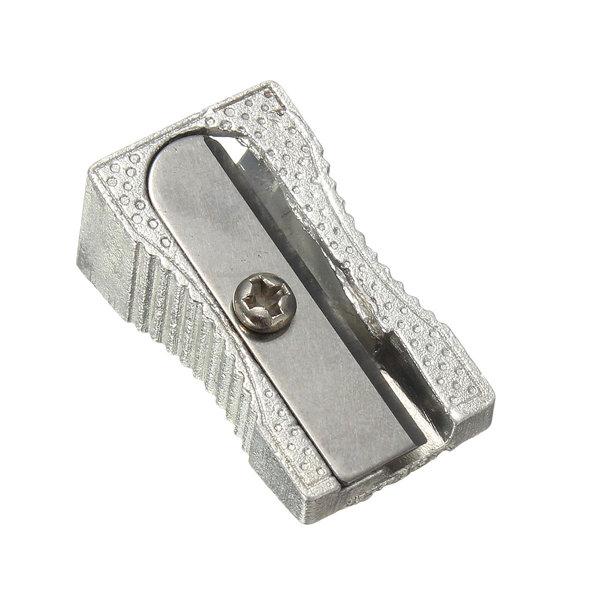 Reliable Metal Pencil Sharpeners Single Hole Drawing Writing Sharpener