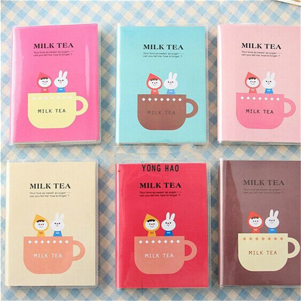Cute Mini Diary Notebook Journal Notepad Pocket Planner Travel Writing Book