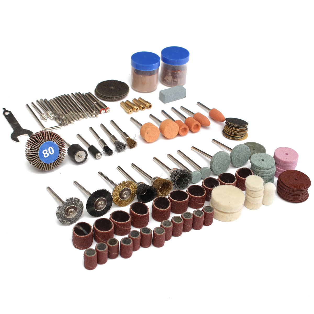 30% OFF for 136pcs Rotary Tool Accessori