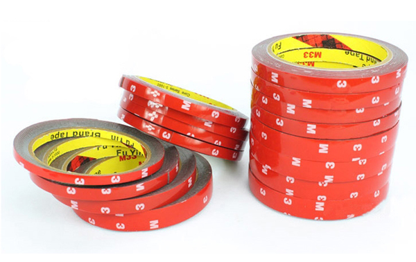 2 x 3m Ultra Thin Waterproof Protect ESC board Double Sided Tapes