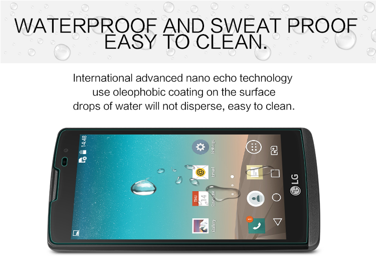 Nillkin Anti-burst H Tempered Glass Screen Protector For LG Leon H324