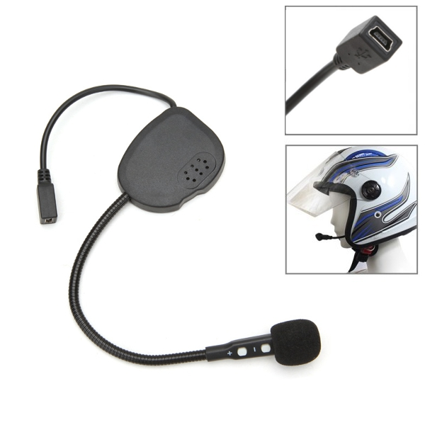 Motorcycle Helmet Headset Headphone With bluetooth Function DK1