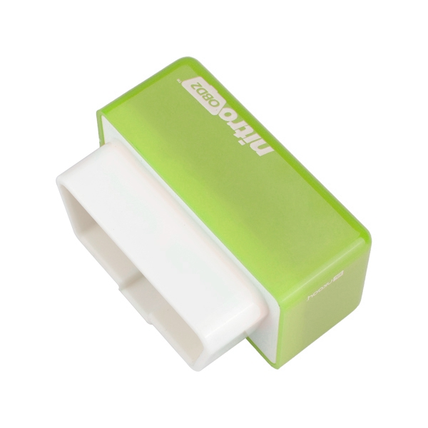 Eco OBD2 Economy Chip Tuning Box Benzine Green Power Fuel Optimization Device