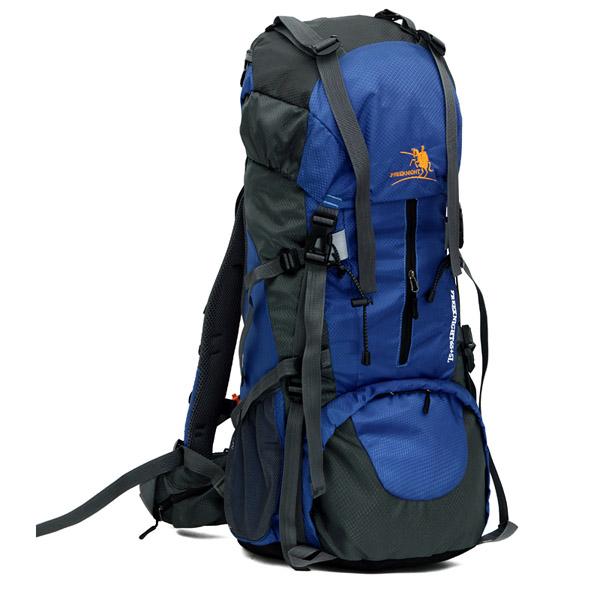 Men Women Waterproof Outdoor Travel Nylon Climbing Big Capacity Backpack Shoulder Bag
