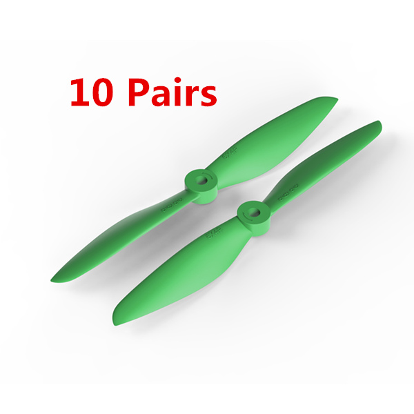 KINGKONG/LDARC 6040 Propellers CW & CCW 10 Pairs For 250 280 RC Drone FPV Racing Multi Rotor