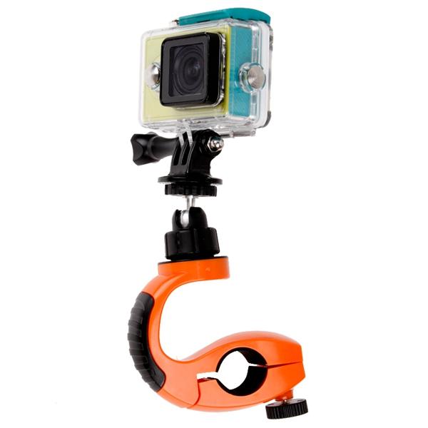Sport Camera Support Bicycle Bracket for Xiaomi Yi SJcam SJ5000 SJ4000 X1000 SJ5000X Gopro
