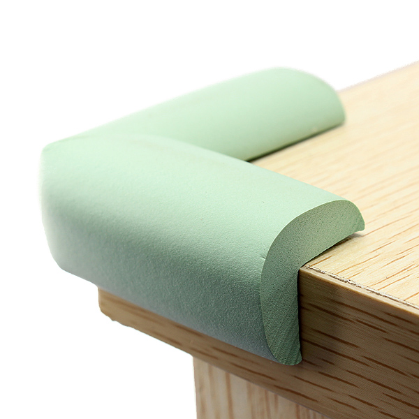 Extra Thick Baby Table Desk Corners Cushion Guard Protector Foam