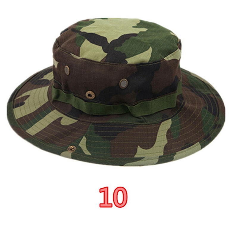 7557fc9f207 Outdoor Camping Hiking Military Sun Canvas Hat Cap - US 3.99 sold out