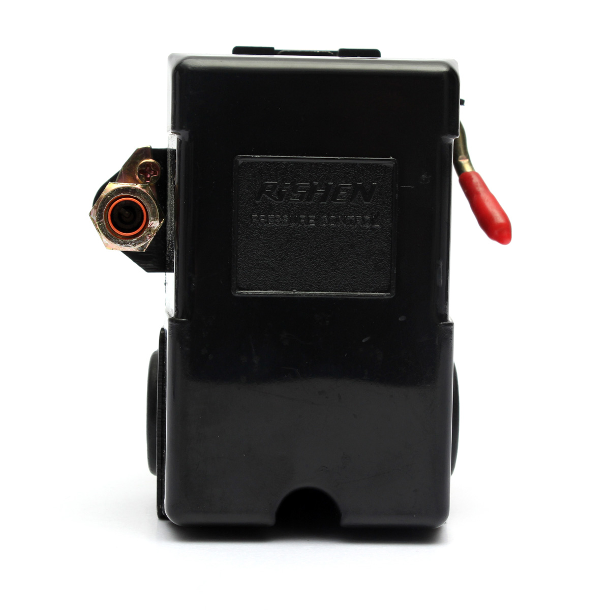 140-175 PSI 26 AMPS 1/4 Inch 4 Port Heavy Duty Air Compressor Pressure Switch Controller