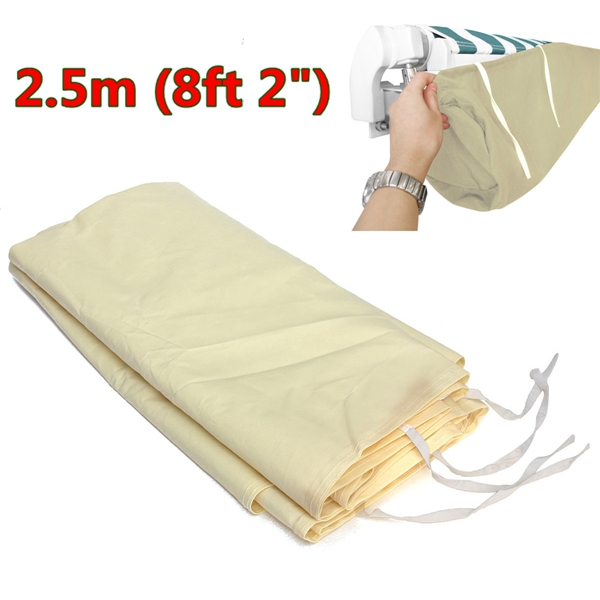 IPRee™ Outdoor Yard Garden Sunshade Awning Sun Shelter Canopy Anti-Dust Bag Rain Cover Protector