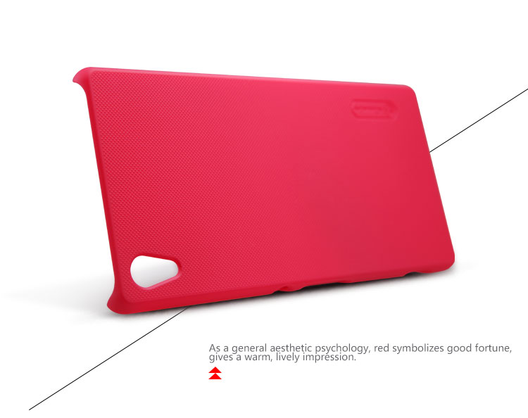 Nillkin Super Frosted Shield PC Back Cover Case For Sony Xperia Z4