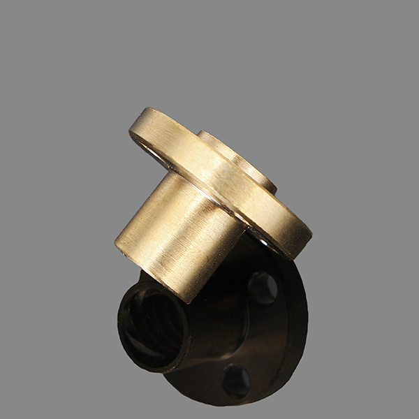 Machifit 8mm T Type Lead Screw Nut Brass Nut For CNC Parts