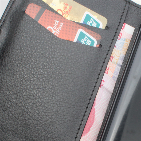 Litchi Pattern Wallet PU Leather Case Cover For Samsung Galaxy Note 5