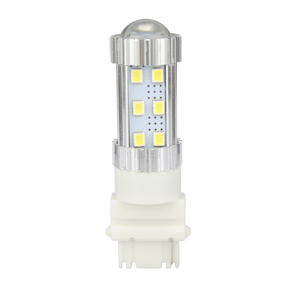 3156 2835 25SMD 7.5W Car White LED Tail Reverse Light Bulb