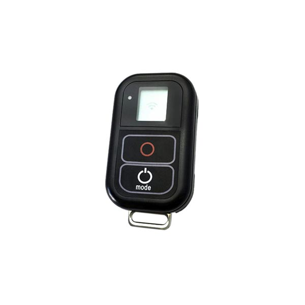 180m Transmission Wireless WiFi Remote Control With RC Charging Cable and Wrist Belt For Gopro 3 4