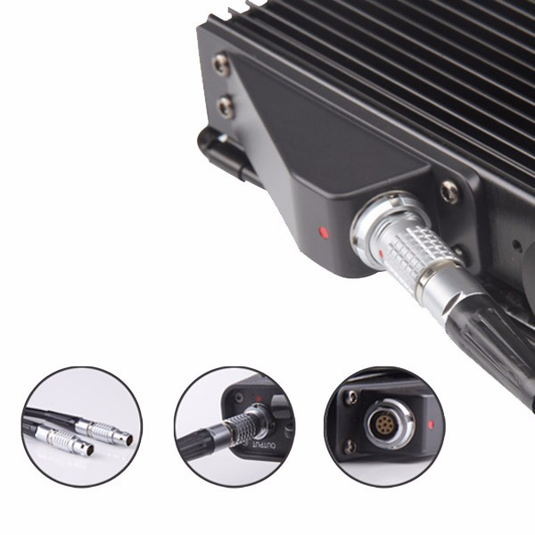 Aputure Ls 1S 1/2w CRI95+ LED Video Light 264 SMD Lamp Beads with A/V-mount Battery Brightness DMX